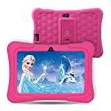 """Dragon Touch Y88X Plus Kids Tablet Android 16 GB 2019 Edition, 7"""" HD"""