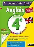 Anglais 4ème - cours + exercices + audio - Je comprends tout -...