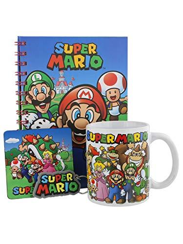 Super Mario GP85388 - Caja de regalo (4 unidades)
