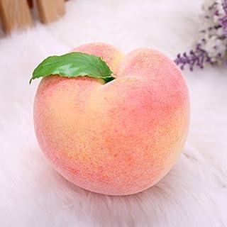 Gresorth 6 PCS Artificiel Or /& Argent Pomme Faux Pommes Accueil F/ête D/écoration Fruits