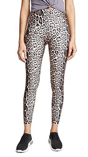 Onzie Damen High Rise Leggings, Leopard, Medium/Large