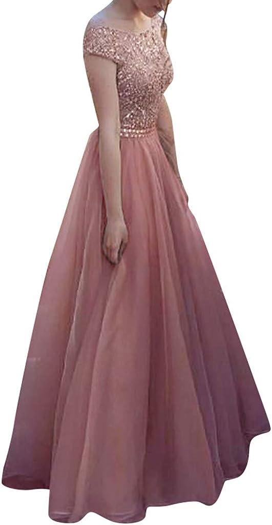 NREALY Vestido Womens Sling Cross Wedding Elegant Party Evening Slim Hollow Lace Dress