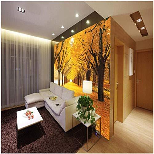 Gtfzjb Landelijke Natuurlijke Scène Moderne Fotobehang Hoge Kwaliteit 3D Wallpapers Woonkamer Eetkamer Huisdecoratie Wallpaper Mural 200 x 140 cm.