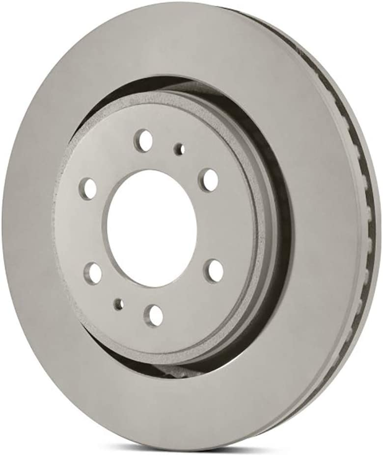 Goodyear Brakes 212470GY 正規激安 Premium 高品質 AntiOx Front Coated Brake Rotor