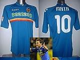 Valencia Kappa adultos XL Juan Mata del Manchester United BNWT Camiseta de fútbol jersey Ciclismo Camiseta Man Utd España Chelsea