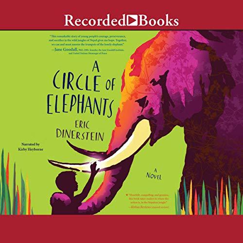 A Circle of Elephants audiobook cover art