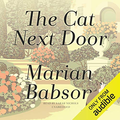 The Cat Next Door audiobook cover art