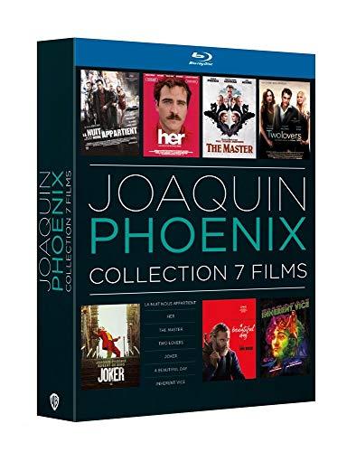 Coffret joaquin phoenix 7 films