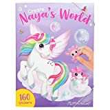 Depesche Libro para Colorear Create Nayas