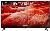 """LG 82UM8070PUA 82"""" 4K Ultra HD Smart LED TV (2019), Black (Renewed)"""