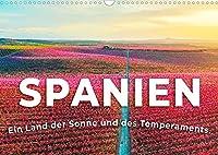 Spanien - Sonne und Temperament (Wandkalender 2022 DIN A3 quer): Ein Land der Sonne und des Temperaments. (Monatskalender, 14 Seiten )