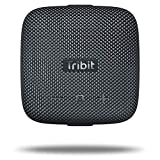 Tribit StormBox Micro Bluetooth Speaker, IP67 Waterproof & Dustproof Portable Outdoor Speaker, Bike Speakers with Powerful Loud Sound, Advanced TI Amplifier, Built-in XBass, 100ft Bluetooth Range
