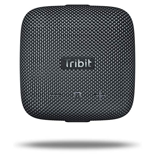 Tribit StormBox Micro Bluetooth Speaker, IP67 Waterproof & Dustproof...
