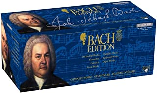 Bach Edition: Complete Works 1