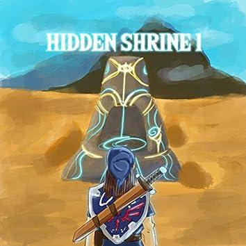 Hidden Shrine #1