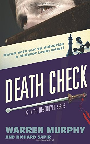 Death Check (The Destroyer, Band 2)