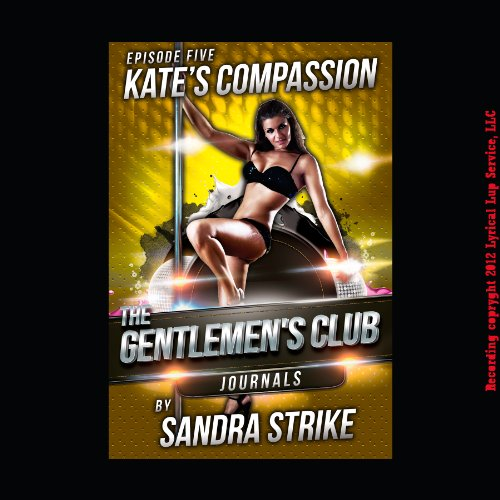 Kate's Compassion audiobook cover art