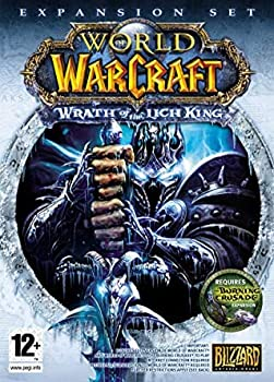 World of Warcraft  Wrath of the Lich King Expansion Set - PC [video game]