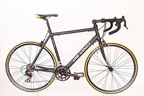 Da Vinci Rennrad mit Campagnolo Xenon und Compacttretkurbel 51