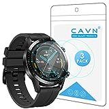 CAVN Protector de Pantalla Compatible con Huawei Watch GT2 4
