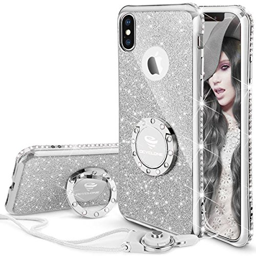 online store 833e1 0c227 iPhone X Case with Ring: Amazon.co.uk