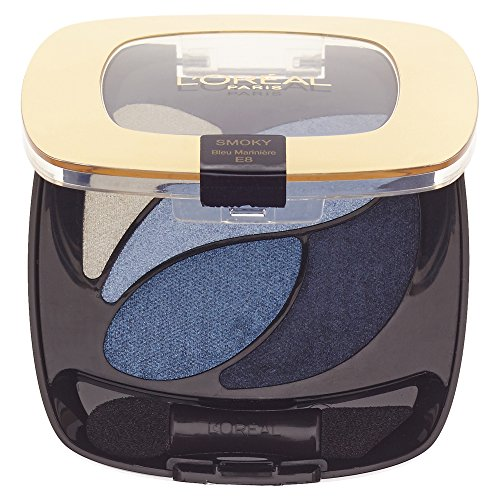 L'Oréal Paris Color Riche Quads Eyeshadow E8 Bleu Marin 2,5 g