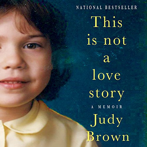 This Is Not a Love Story audiobook cover art