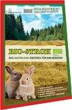 HEU-HEINRICH® 6 x 1kg Bio – Stroh – weiches Einstreu für Ihr Heimtier - 3