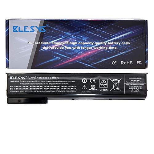 BLESYS compatibile con batteria per HP CA06 CA06XL CA09 718754-001 718755-001 718756-001 718757-001 HSTNN-LB4Z HSTNN-DB4Y HSTNN-LB4X HSTNN-LB4Y per HP ProBook 640 G0 645 G1 650 G1 655 G1 notebook