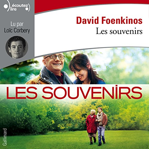 Les Souvenirs Livre Audio David Foenkinos Audible