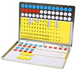 Betzold 86655 - Rechen-Magnetbox Zahlenzauberei - Mathematik Rechnen lernen Kinder Grundschule Zahlenraum bis 20 - Betzold