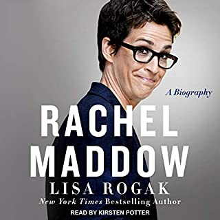 Rachel Maddow cover art