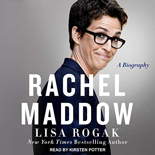 Rachel Maddow  By  cover art