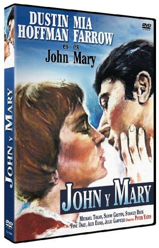 John And Mary - Peter Yates - Dustin Hoffman y Mia Farrow - Audio: Spanisch, Englisch. Untertitel: Spanisch, Englisch, Deutsch, Portugiesisch.