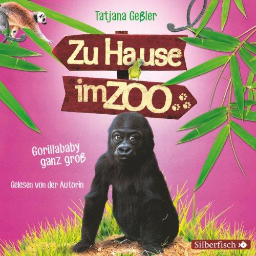 Gorillababy ganz groß Titelbild