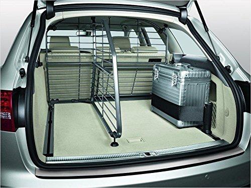 Gitter-Trennwand Original Audi A6 S6 RS6 4G C7 Avant Trenngitter quer Kofferraum