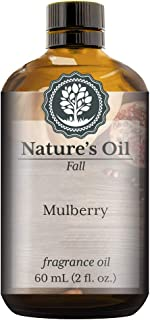 Mulberry Fragrance Oil (60ml) For Diffusers, Soap Making, Candles, Lotion, Home Scents, Linen Spray, Bath Bombs, Slime