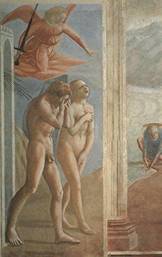Gifts Delight Laminated 16x26 Poster: Tommaso Masaccio - 1424-1428 masaccio Tommaso adam et eve bannis du Paradis 516.23 KB