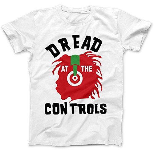 Robot Rave Dread At The Controls Worn By Joe Strummer T-Shirt Cotton