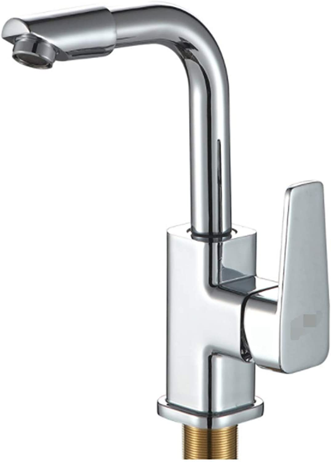 Taps Kitchen Basin Mixer Pull Out Mixer360 redation Spout Modern Kitchen Mixer Tap Brass Polished Single Handle Wash Basin Faucet for Bathroom Deck Mounted