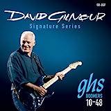 GHS GB-DGF Boomers David Gilmour Jeu de cordes pour guitare électrique - 10-48