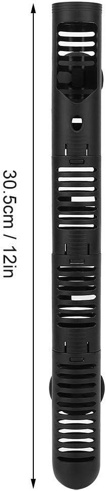 protezione per scaldabagni Custodia protettiva per scaldabagni protezione per scaldabagni con ventose 30,5 cm con coperchio staccabile