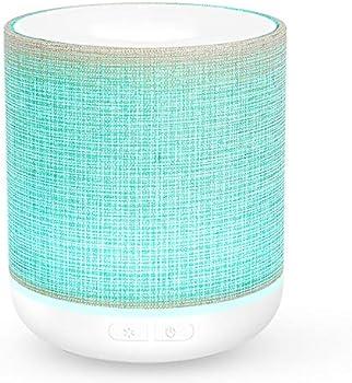Coolqiya Aromatherapy Ultrasonic Cool Mist Humidifier