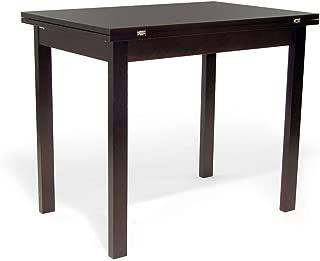 AEON Flex Beechwood Table,Flip Extension, Coffee Finish