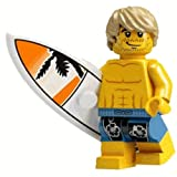 LEGO Minifigure Collection Series 2 - Minifigure Surfer Dude Loose