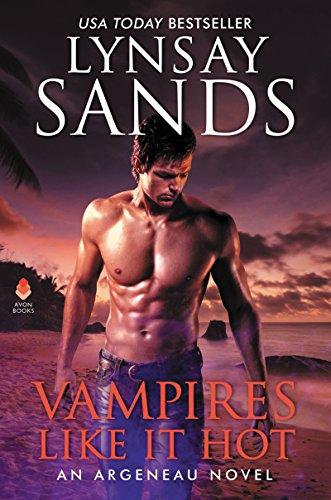 Image of Vampires Like It Hot: An Argeneau Novel