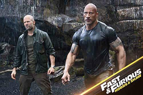 Fast & Furious: Hobbs & Shaw - 4K UHD - Steelbook [Blu-ray] (exklusiv bei Amazon.de)