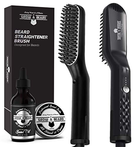 Best Beard Straighteners for 2021 5