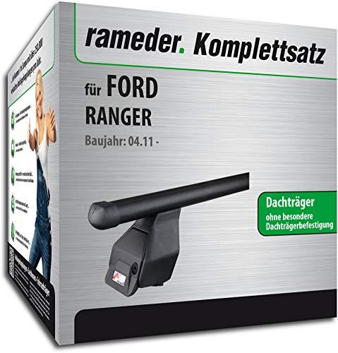 Rameder Komplettsatz, Dachträger Tema für Ford Ranger (118818-09853-1)