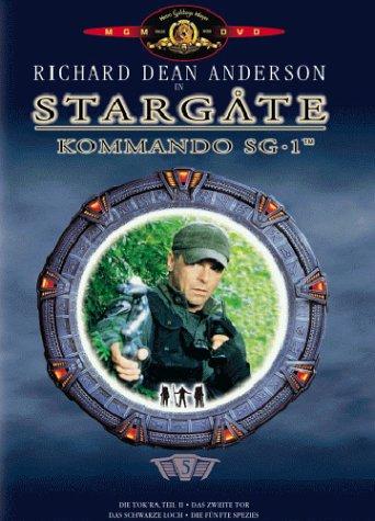 Kommando SG-1, DVD 05